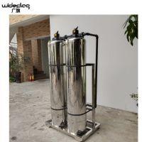 厂家直销 辽宁锅炉厂专用除铁锰过滤设备 地下水除异味沉淀物过滤器 脉德净