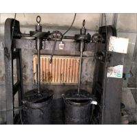 二手橡胶设备 双桶胶浆搅拌机
