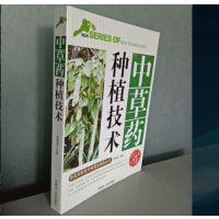 正版 中草药种植技术  新农村创业致富丛书 T8