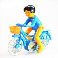 地摊玩具热卖 回力自行车 13cm精美仿真造型 幼儿园学生礼品礼物