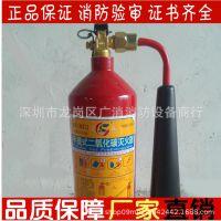 利生灭火提式二氧化碳CO2 气体灭火器二氧化碳安全防护消防设备