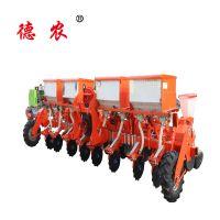 黑龙江6行气吸施肥免耕播种机山东德农机械型号多样总代直销