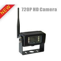 veise720P数字无线监控系统空旷400米传输 无干扰高位叉车林德