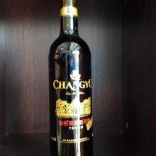 张裕解百纳杭州代理商供应窖藏五年干红葡萄酒团购送货