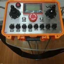 IP65防护等级装岩机遥控器使用解读