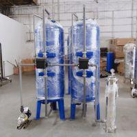 广旗供应生活污水处理循环水过滤设备 多介质净化水质过滤器