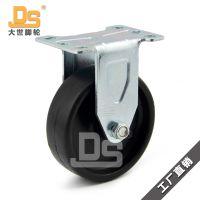 青岛大世脚轮DS20系列镀蓝白锌LP脚轮批发