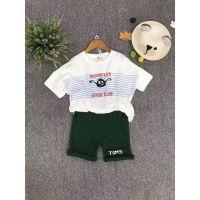 广州(开心一百)品牌童装一家专做一二线品牌童装折扣走份的公司