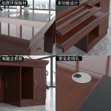 石家庄办公桌组合 屏风办公桌款式 开放式办公桌新款