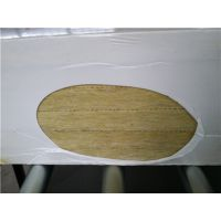晋中绿色环保复合岩棉板多少钱一立方/高端优质A级岩棉复合板