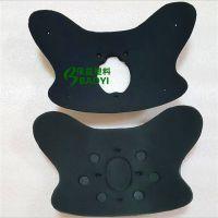 厂家定做EVA热压护脚护踝 高回弹EVA护膝护肘护垫 xpe泡棉护腕