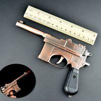 迷你型 创意打火机 手枪模型打火机充气防风精品金属打火机 包邮