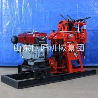 厂家供应XY-100岩芯取样钻机 液压钻机动力头 地质勘探钻机
