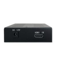 供应  HDMI转SDI转换器  HDMI信号输入转换为HDSDI高清信号输出音视频同步编解码