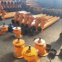 浩禄提供螺旋输送机上料机各种规格159、219、273螺旋上料输送机