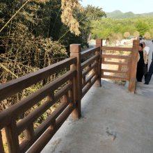 西安仿木栏杆厂家排行榜?怎么能买到性价比高超划算的仿木护栏?