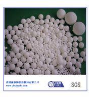 淄博赢驰高硬度支撑材料99氧化铝陶瓷填料球