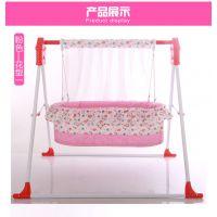 婴儿床宝宝床吊床多功能新生秋千吊篮4个月6个月
