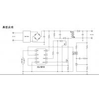 5V8A副边反馈PWM控制器适应充电器适配器CL1810 100W