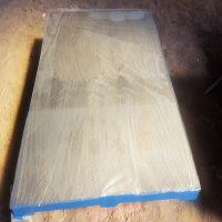 宏顺现货供应1500*3000-2000 焊接平台灰铸铁平台生铁焊接平板 三维柔性焊接平台T 型槽装