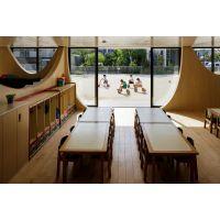 日式幼儿园装修设计|郑州专业幼儿园装修公司