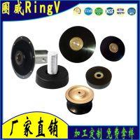 厂家直销 脉冲阀膜片 隔膜阀膜片 氟硅橡胶与金属粘接橡胶件