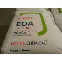 塑料粒子聚乙二醇6000韩国乐天PEG6000