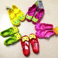 一件代发可爱宝宝猫咪果冻鞋儿童鞋学步鞋男童女童凉鞋