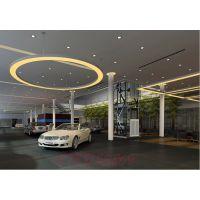 郑州汽车4S店装修—汽车4S展厅装修需要多少钱