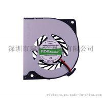 深圳瑞迪克散热风扇生产厂家超薄散热风扇电脑静音直流风扇3.3V5V12V超薄电脑笔记本风扇