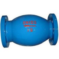 厂家长期供应 H42F46衬氟升降式止回阀上海上州阀门