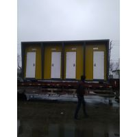 上海铁汉子厂家定制thz-067智能环保厕所 镀锌板喷漆公共洗手间小区物业卫生间