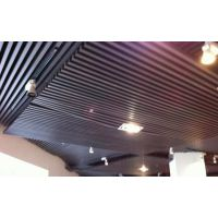 铝方通吊顶-江苏无锡走廊造型方通吊顶及型材方通吊顶批发厂家专业定制