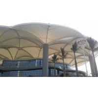 福建充电桩膜结构、电动汽车膜结构、体育场馆钢膜结构PTFE膜、体育看台、风雨跑道膜结构