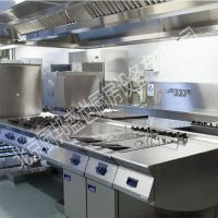 北京房山西式厨房设备清单|西餐牛排店后厨配套设备|西式快餐厅厨房整套设备价格