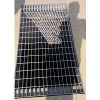 【领冠】河南周口镀锌钢格板A周口钢格栅盖板供应商