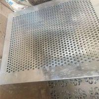镀锌圆孔网板 泽崇丝网定制加工 冲孔板网