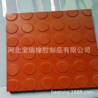 自粘网格橡胶垫 圆形橡胶脚垫方格防滑橡胶垫片电器网纹硅胶垫