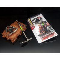 堡垒之夜FORTNITE周边 战术铁锹陀螺二件套 玩具模型 合金武器