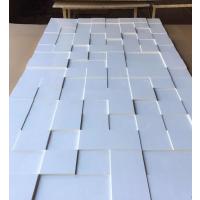 广东专业定制新型墙面装饰板材波浪板雕花板玄关隔断板