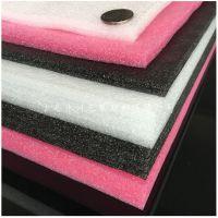 天津30mm粉色珍珠棉板材片材 防静电珍珠棉包装材料