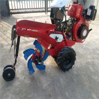 硬土粘土黑土地都能用的旋耕机 开沟施肥作业好帮手 田园管理机庞泰