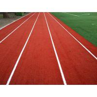 上海幼儿园塑胶操场运动跑道施工厂家