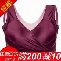 超大码内衣文胸胸罩200斤薄款加肥加大胖mm聚拢40岁女妈妈中老年