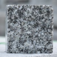 石材市场批发蘑菇石湖南芝麻灰矿山直销自然面花岗岩小方块