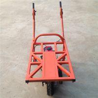 哪里销售手推的载货车 难走山路可用独轮车 奔力YT-JG