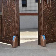 江津区 渝北区别墅铝艺门,铁艺大门电动开门机APP手机遥控