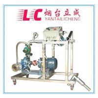 化工液体定量装桶计量设备_定量装桶 液体定量装桶 价格烟台立成YLJ-II报价