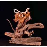 崖柏根雕摆件批发,工艺品木雕摆件批发报价
