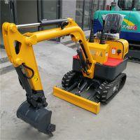 建筑工程专用多功能小型挖掘机 液压履带式挖掘机 挖土机